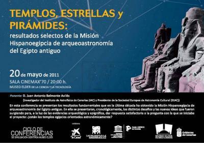 MUSEO ELDER DE LA CIENCIA: CONFERENCIA
