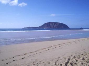 Medio Ambiente no permitirá la venta del islote de Montaña Clara