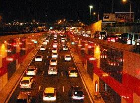 Los coches de Tenerife emiten por día 1.567 toneladas de dióxido de carbono
