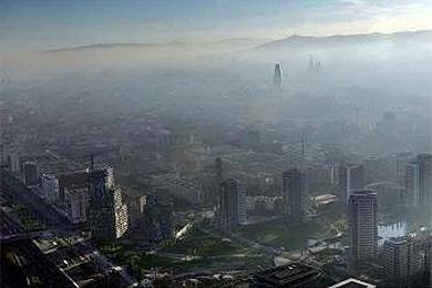 Barcelona es la octava ciudad más