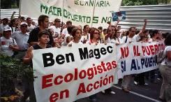 Llamamiento al Boicot del Observatorio Ambiental del Puerto de Granadilla