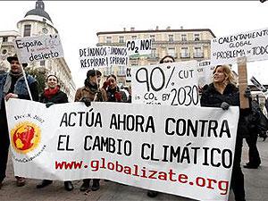 El cambio climático acapara las mejores noticias para el medio ambiente