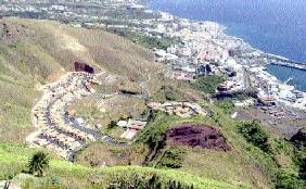 LA PALMA - Medio Ambiente mantiene 'vivo' el proyecto de la playa de la capital