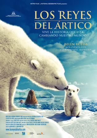 Nuevo film sobre el cambio climático: el deshielo ataca a los 'Reyes del Ártico'