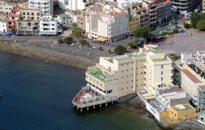 El hotel Médano se derribará parcialmente