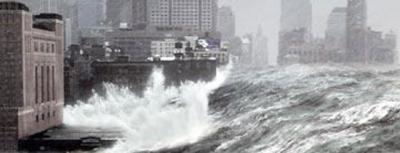 Sube aun más el nivel del mar
