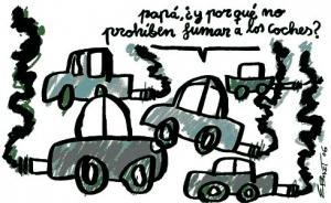 Consumidores y ecologistas llevan a los tribunales la publicidad sobre CO2 de los coches