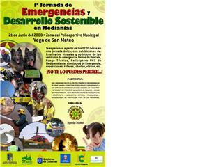 1ª Jornada de Emergencias y Desarrollo Sostenible en Medianías