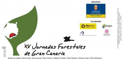 XV Jornadas Forestales de Gran Canaria.