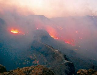 El Estado destina más de 18 millones a las zonas dañadas por los incendios de 2007