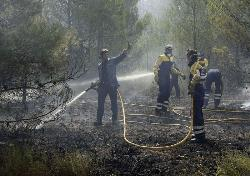 El 2009, el peor año de la década en grandes incendios