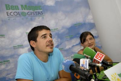 Ben Magec considera ''un capricho'' el proyecto del tren de Gran Canaria