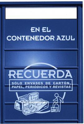 COLABORA CON EL RECICLAJE