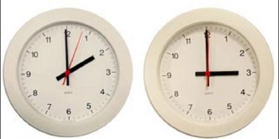 El cambio horario supone un ahorro de seis euros por hogar