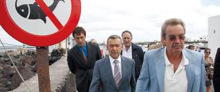 El dique de Órzola permitirá evitar la muerte de peces