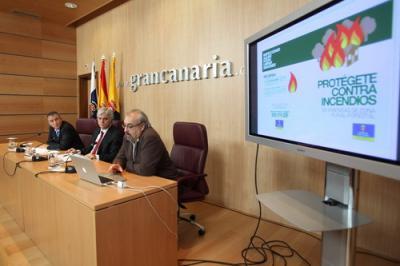 EL PRESIDENTE HACE BALANCE DEL DISPOSITIVO CONTRA INCENDIOS 2009