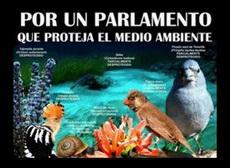 Cadena humana contra el nuevo Catálogo Canario de Especies Protegidas.  Rev. Nº 289