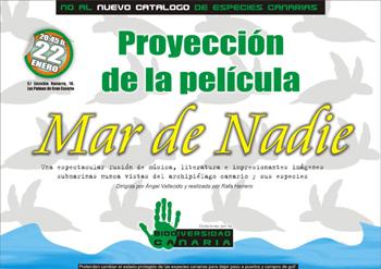 Las Palmas G.C.: Proyección del documental Mar de Nadie
