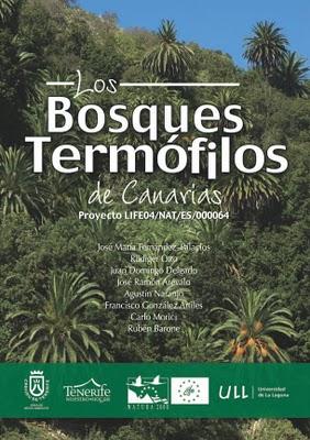 Libro descargable sobre Bosques Termófilos