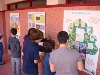 Turcón-Ecologistas en acción comienza una exposición itinerante por los Centros de Secundaria de Telde
