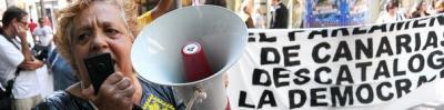 Tavío (PP) festeja la desprotección de sebadales para reactivar el puerto de Granadilla
