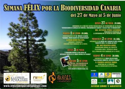 """Museo Elder: """"Canarias punto caliente de biodiversidad."""