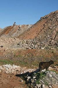 Medio Ambiente impone una multa de 150.000 euros al Ayuntamiento por la escombrera ilegal de Argana