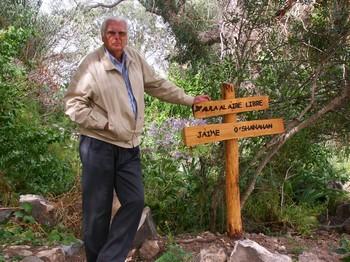 Fallece Jaime O'Shanahan, referente del ecologismo isleño