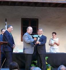 Luis Felipe López Jurado, premio César Manrique de Medio Ambiente 2010