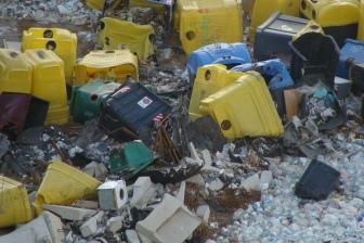 ''Gran Canaria será una isla enterrada en basura''