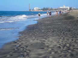 El lunes comenzarán las obras del paseo para recuperar la playa de Maspalomas