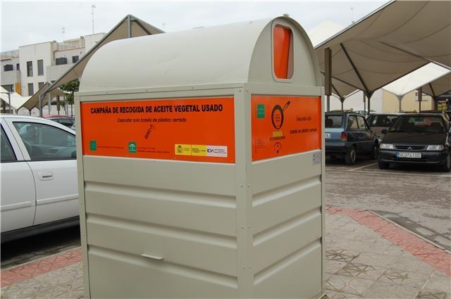 El Ayuntamiento de Arucas informa a los ciudadanos sobre la recogida de aceites domésticos usados