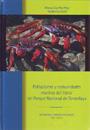 Parques Nacionales publica el libro 'Poblaciones y comunidades marinas del litoral del Parque Nacional de Timanfaya'