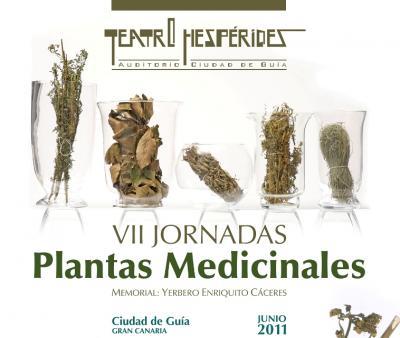 PROGRAMA DE  LA VII JORNADAS DE PLANTAS MEDICINALES