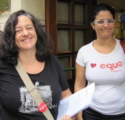 Equo alega contra la incineradora de Gran Canaria